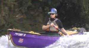 Joan canoe