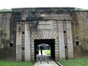 Fort Morgan 1834