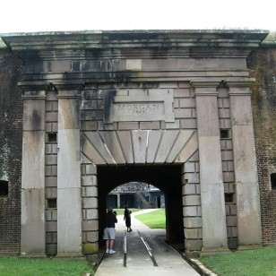 Fort Morgan 1834