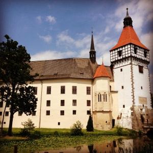 blatna castle